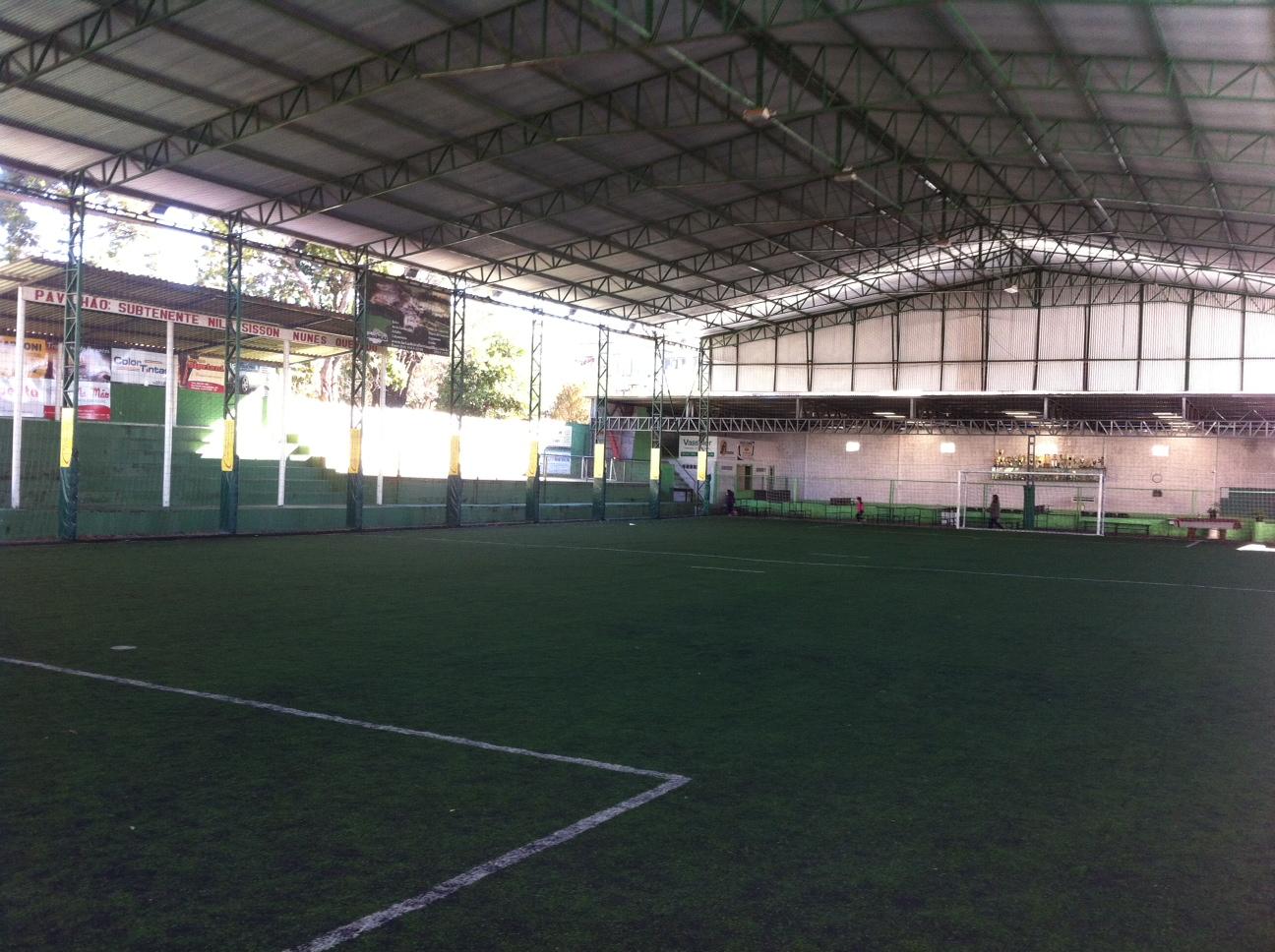 ASSTBM - Campo de futebol de grama sintética - Passo Fundo / Rio Grande do Sul
