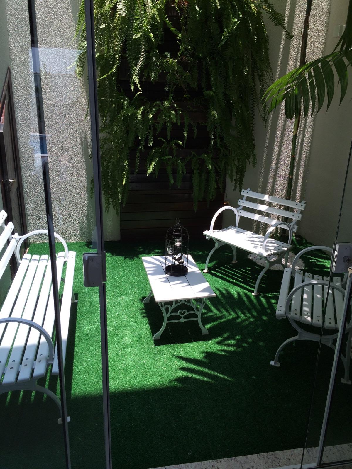 Grama decorativa para ambientes internos e externos - Sorriso / Mato Grosso