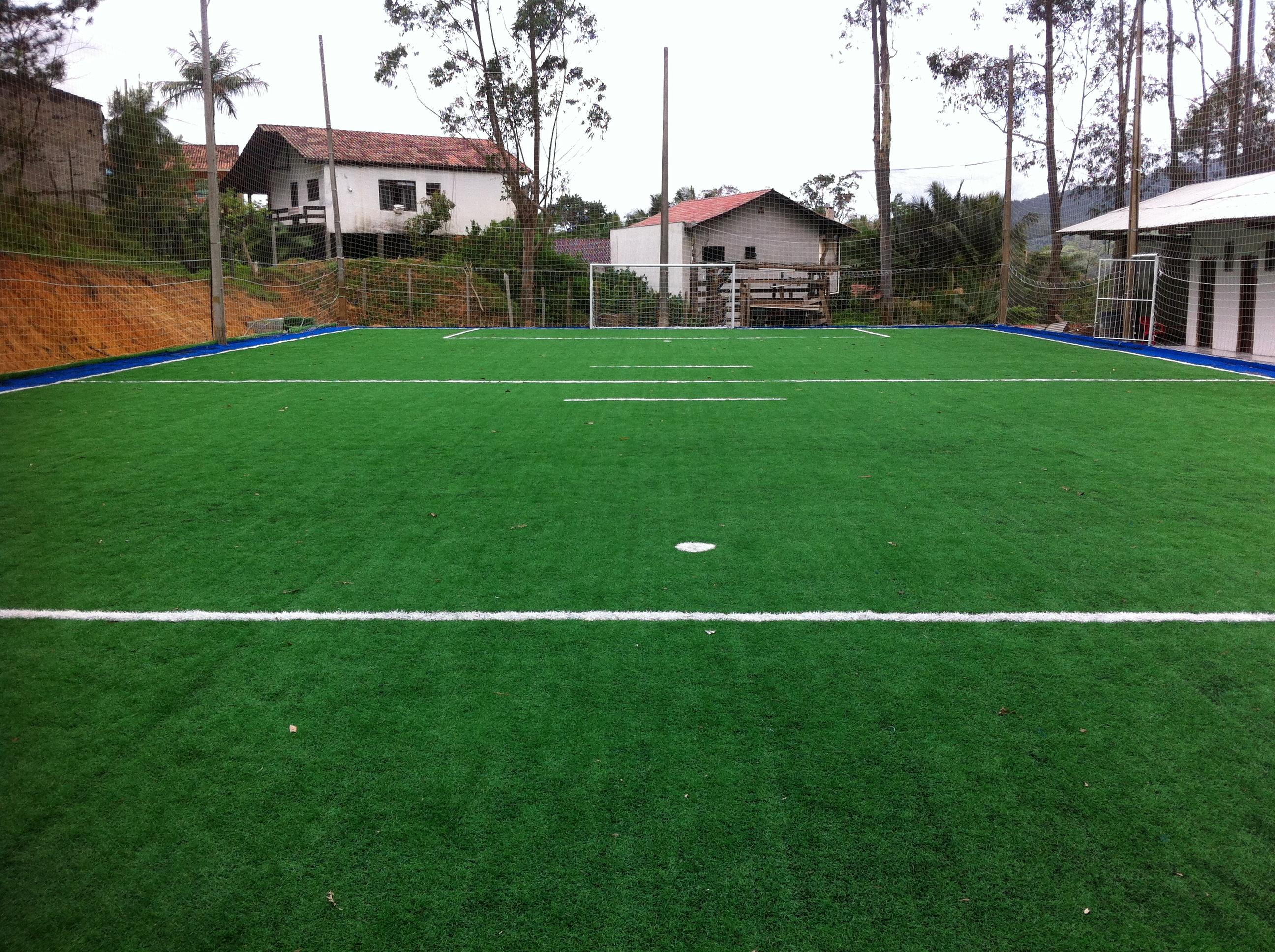 Arena Society - Quadra de grama sintética - Blumenau / Santa Catarina