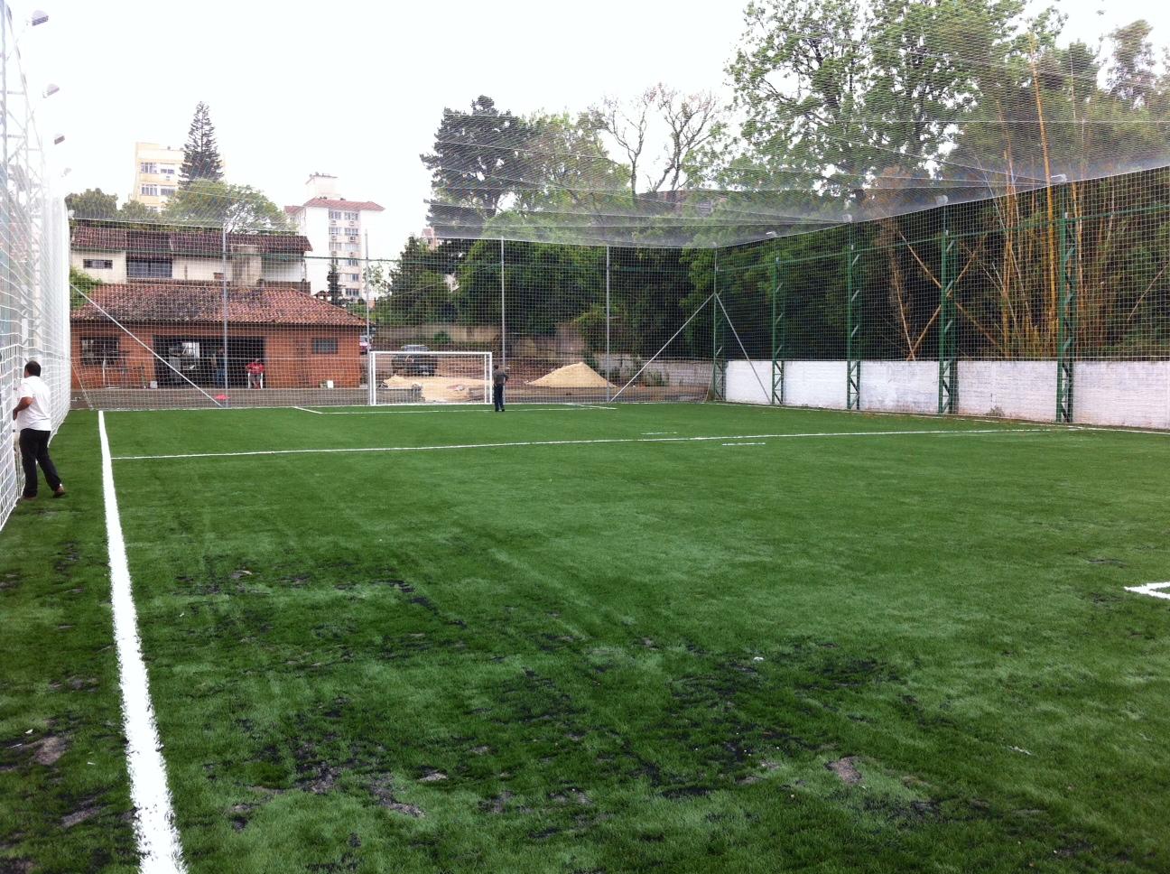 Vini Sports - Campo de futebol 7 em grama sintética - Porto Alegre / Rio Grande do Sul