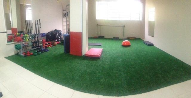 Academia Ciclos Fitness Center - Grama sintética para atividades físicas - Bento Gonçalves / Rio Grande do Sul