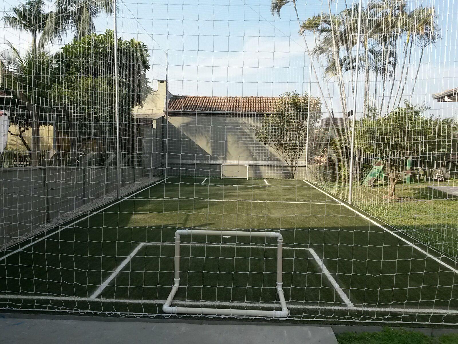 Quadrinha de grama sintética - Blumenau / Santa Catarina