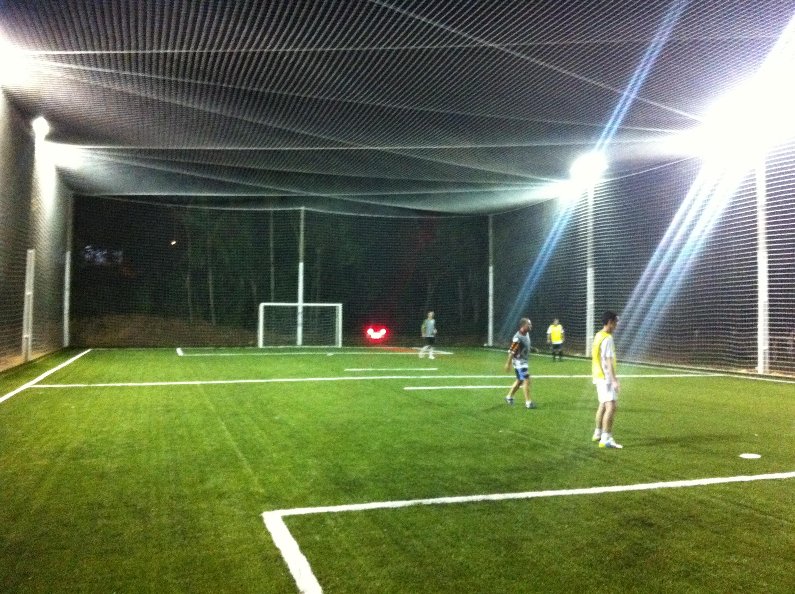 Soccer Country Bar - Quadra de grama sintética - Blumenau / Santa Catarina